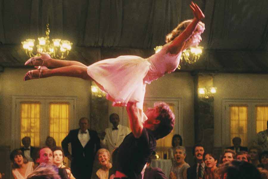 Amazon.com: Dirty Dancing ( Keepsake Edition): Patrick