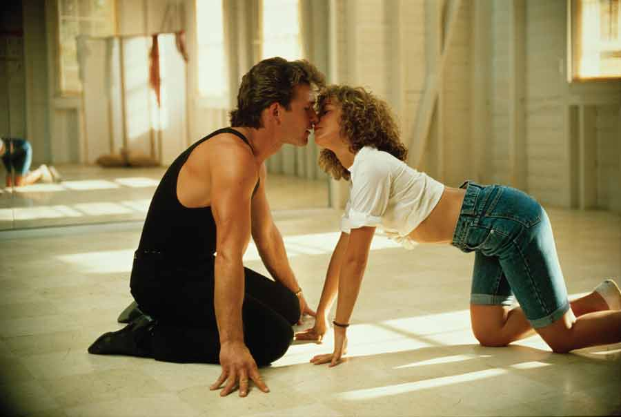 Amazon.com: Dirty Dancing ( Keepsake Edition): Patrick Swayze.