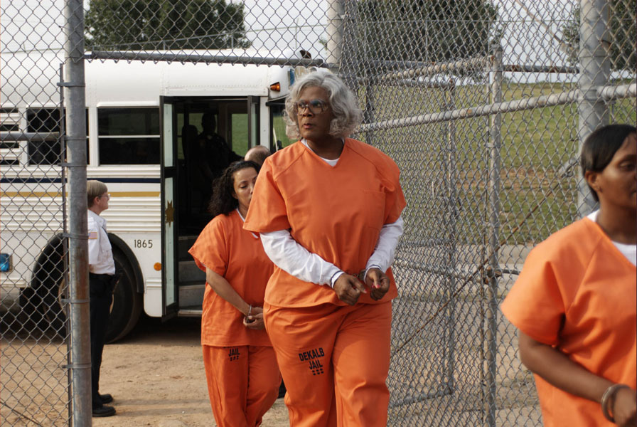tyler perry madea goes to jail. Tyler Perry#39;s Madea Goes