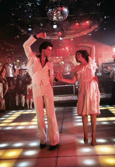 saturday night fever blu ray john travolta karen lynn gorney barry miller. Black Bedroom Furniture Sets. Home Design Ideas