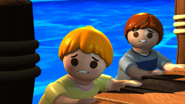 Amazon.com: Playmobil: The Secret of Pirate Island: Alexander Sokoloff