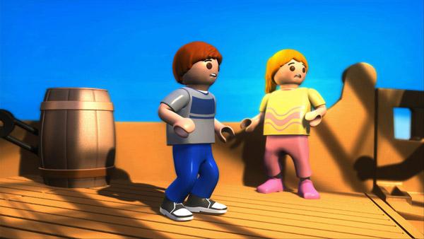 Amazon.com: Playmobil: The Secret of Pirate Island