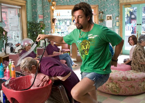 Amazon.com: You Don't Mess With the Zohan (Unrated Extended Single