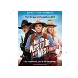 A Million Ways to Die in the West Pre-order Now