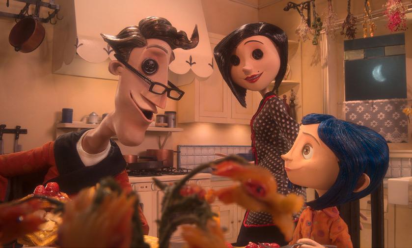 3D]: Dakota Fanning, Teri Hatcher, Jennifer Saunders, Dawn French