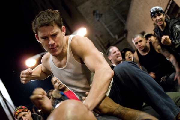 Amazon.com: Fighting: Channing Tatum, Terrence Howard, Luis Guzmán ...