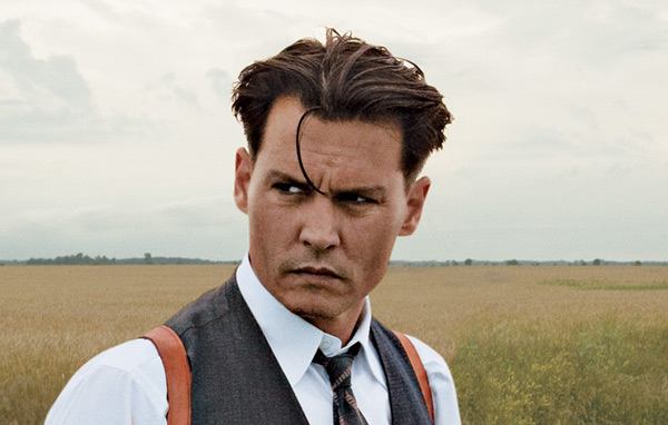 Johnny Depp Hairstyle In Public Enemies. Amazon.com: Public Enemies