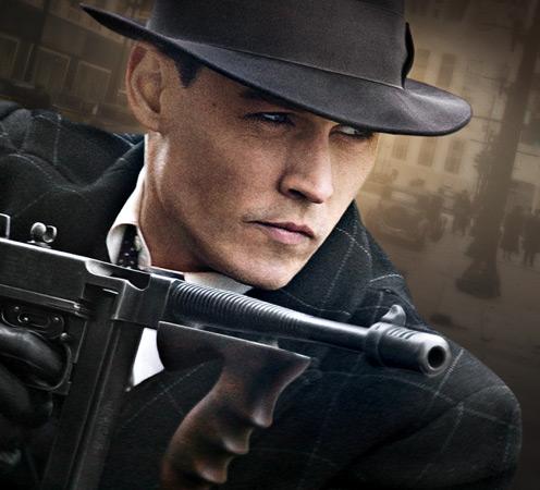 Johnny Depp Public Enemy