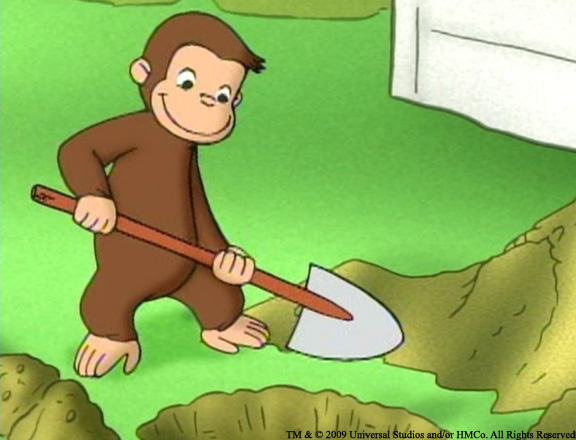 printable curious george coloring pages click for full size printable title=