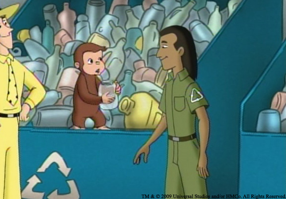 Curious George: Up A Tree; Curious George and the …