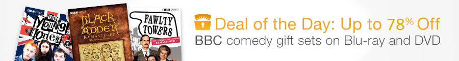Deal of the Day: BBC Comedies