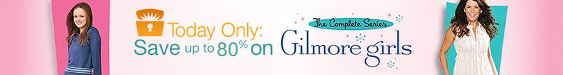Gilmore Girls: Deal of the Day
