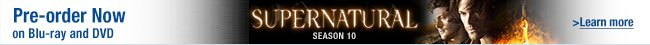 Save up to 60% on Supernatural Television Series