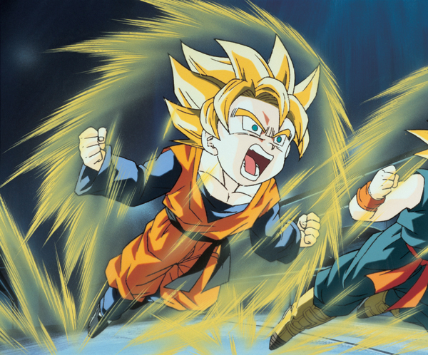 Amazon.com: Dragon Ball Z: Broly Triple Feature (Broly/Broly Second