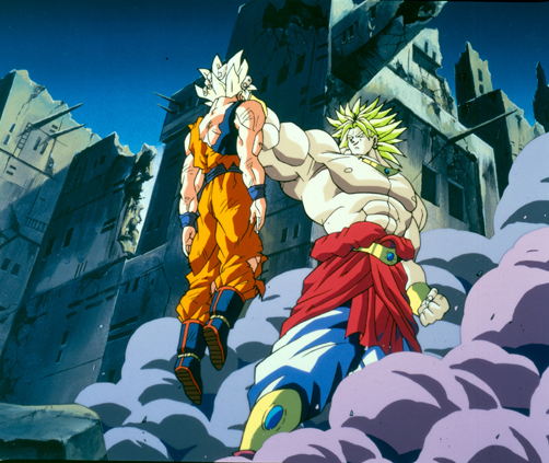 Broly Triple Feature (Broly/Broly Second Coming/Bio-Broly) [Blu-ray