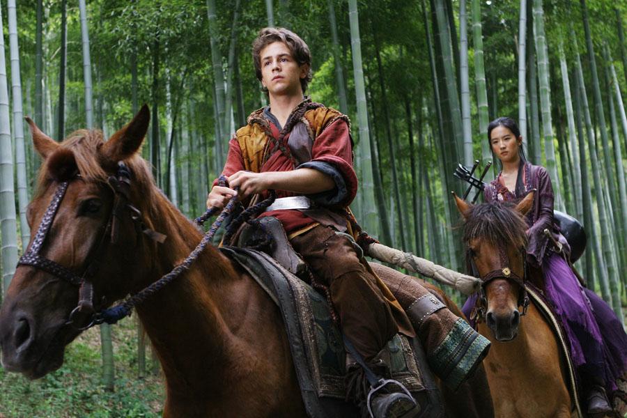 Amazon.com: The Forbidden Kingdom: Jet Li, Jackie Chan ...
