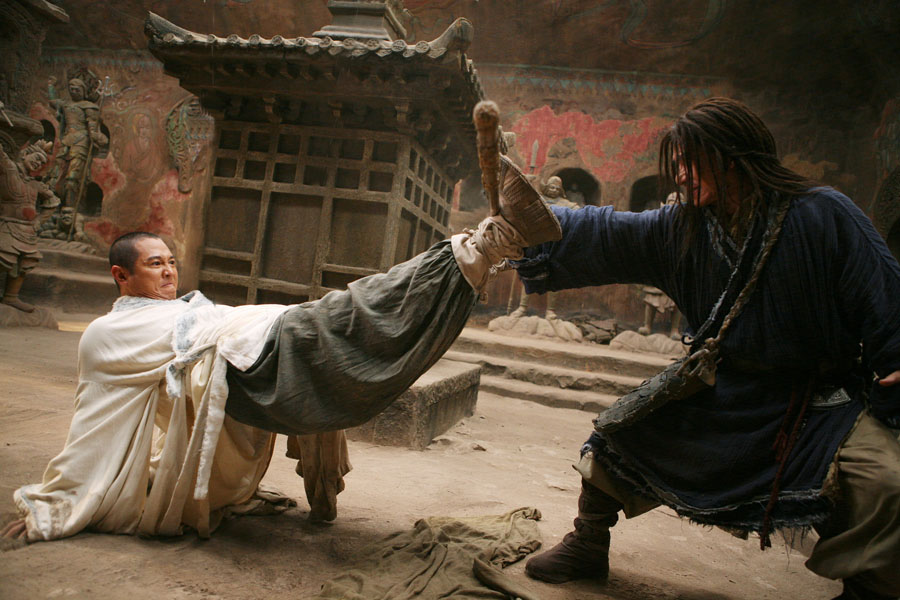 Amazon.com: The Forbidden Kingdom: Jet Li, Jackie Chan ...