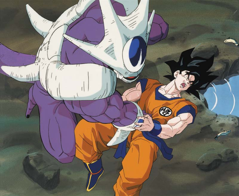 Amazon.com: Dragon Ball Z - Return of the Cooler / Cooler's Revenge
