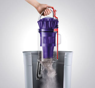 Dyson DC41 Animal Upright Bagless Vacuum Cleaner