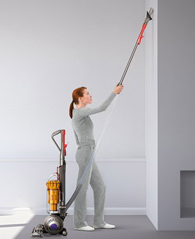Dyson DC40 Multi Floor Upright Vacuum Cleaner