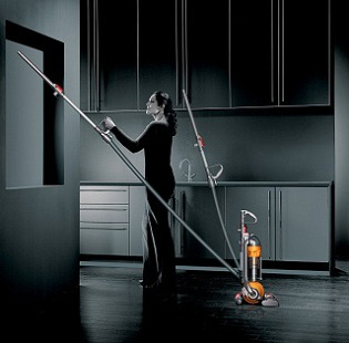Dyson DC24 Upright Vacuum Cleaner