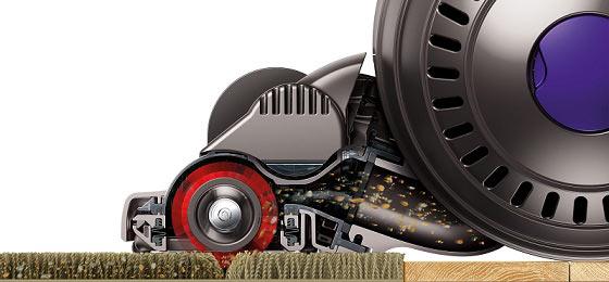 dyson ball multi floor upright vacuum manual