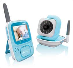 Full Infant Optics monitor and camera set