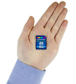 Transcend 16 GB SDHC Class 6 Flash Memory Card with Card Reader Save 17 49 28 from astore.amazon.com