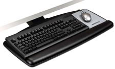 3M AKT60LE Knob-Adjust Keyboard Tray
