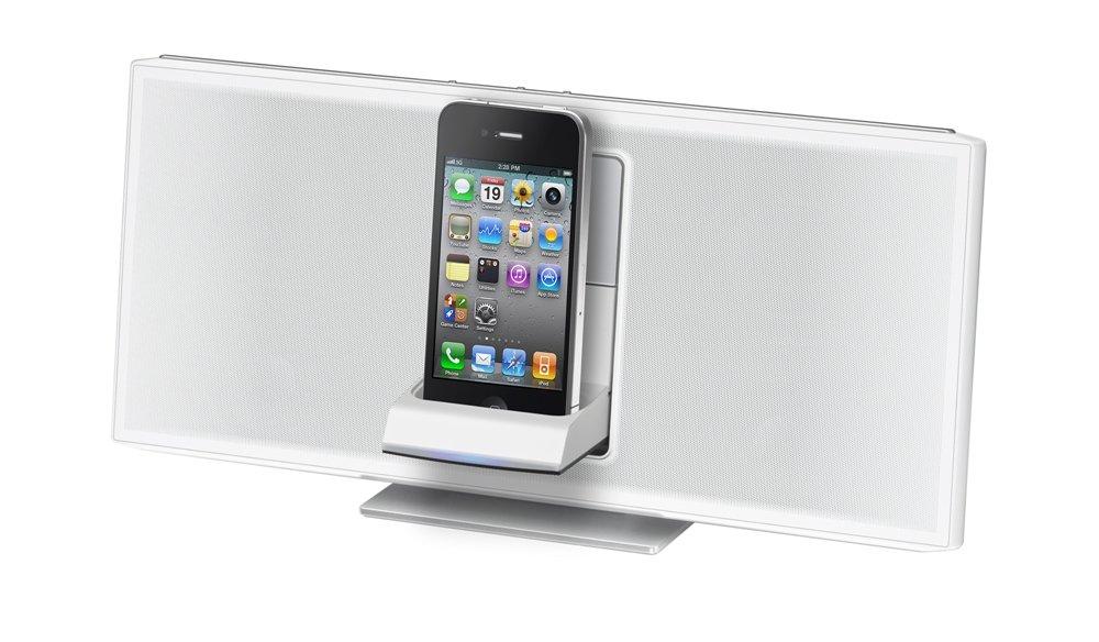 Amazoncom Panasonic SC HC05 IPod Speaker Dock White