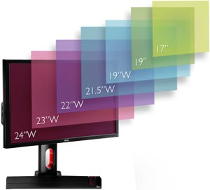 BenQ XL2420T Gaming Monitor