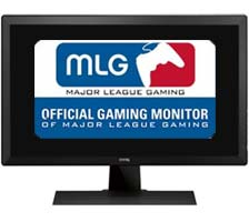 BenQ RL2455HM Official MLG Monitor 24-Inch Screen LED-lit Monitor