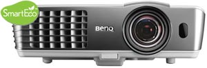 BenQ W1080ST 1080p 3D Short Throw DLP Home Theater Projector