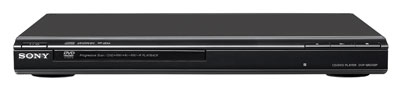 Sony DVP-SR200 DVD player