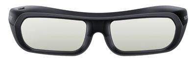 Sony TDG-BR250/B Adult Glasses