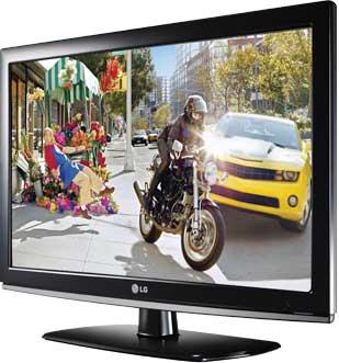 LK330 3D 1080 LED TV