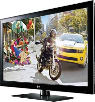 LK520 3D 1080 LED TV