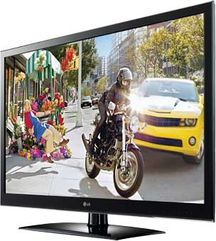 LV3500 3D 1080 LED TV