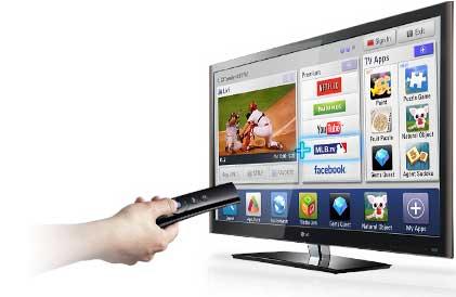 LV5500 3D 1080 LED TV