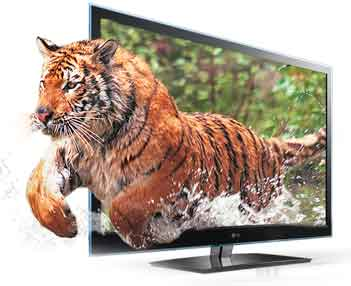 LW6500 3D 1080 LED TV