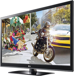 TV PW350 3D Plasma