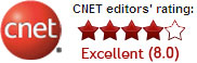 CNET editors' ratings