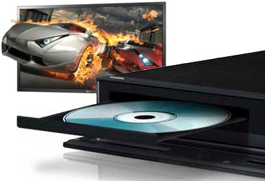 3D BLU-RAY DISC & BLU-RAY DISC 1080P PLAYBACK.