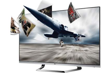 LM6700 3D TV