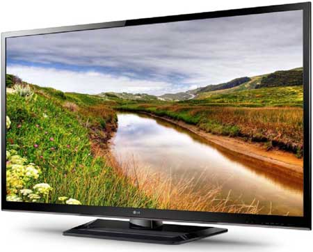 LS4600 1080p LED TV