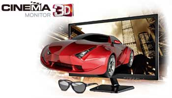 NEXT GENERATION 3D MONITOR