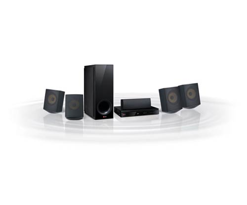 Lg Electronics Bh6830sw 1000 Watt 3d Blu Ray Home Theater System With ...