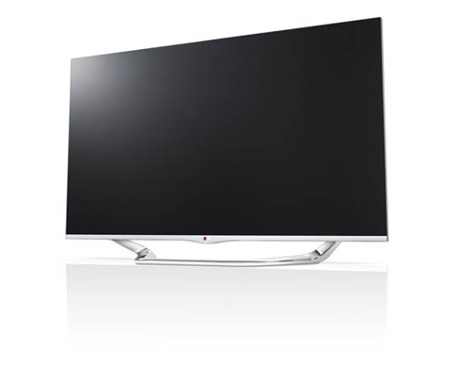 LG LA8600 Smart/3D LED TV LED Plus 1080p 240Hz Smart 3D HDTV