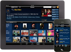 TiVo App for iPad and iPhone
