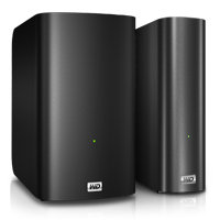 WD Network Attached Storage and Personal Cloud Storage